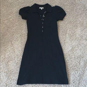Burberry London Black Polo Dress